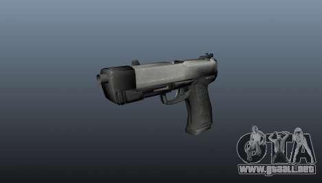 Pistola Half-Life para GTA 4