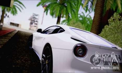 Ferrari F12 Berlinetta Horizon Wheels para la visión correcta GTA San Andreas