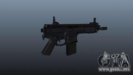 KAC PDW Rifle Shortstuff para GTA 4 tercera pantalla