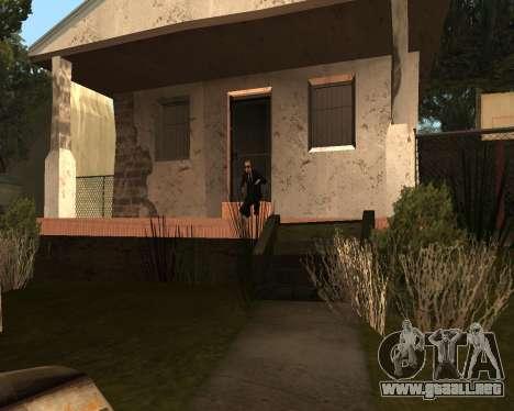 Guardia nacional CJ para GTA San Andreas tercera pantalla