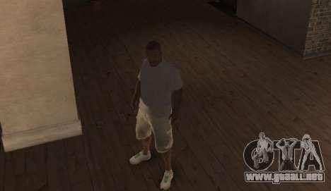 Franklin Clinton from GTA V para GTA 4 segundos de pantalla