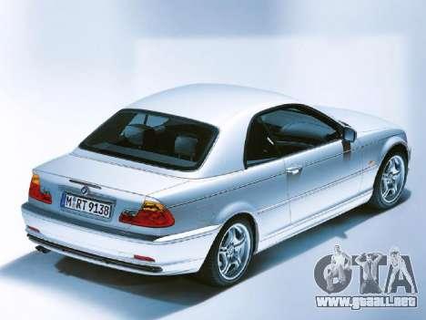 Nuevas pantallas de carga BMW para GTA San Andreas