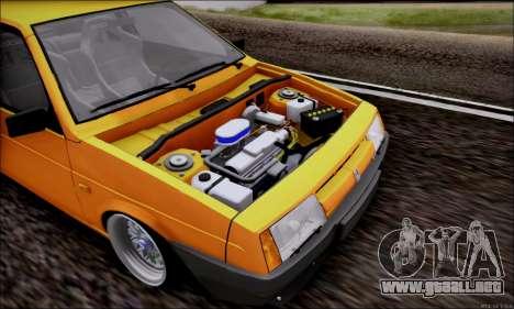 VAZ 21083 baja Classic para la visión correcta GTA San Andreas