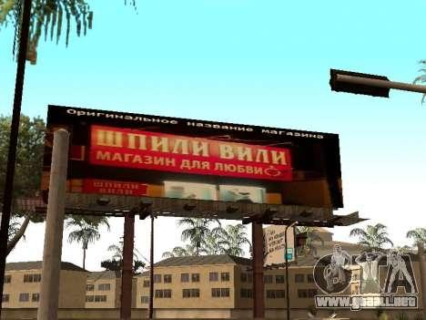 El nuevo hospital de Los_Santose para GTA San Andreas tercera pantalla