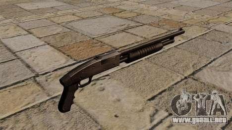 Escopeta Winchester 1300 para GTA 4 segundos de pantalla