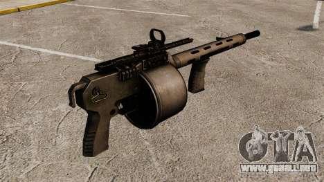 Escopeta Striker para GTA 4 segundos de pantalla