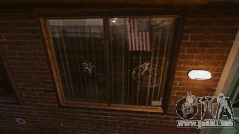Nuevos efectos de cristal para GTA 4 tercera pantalla