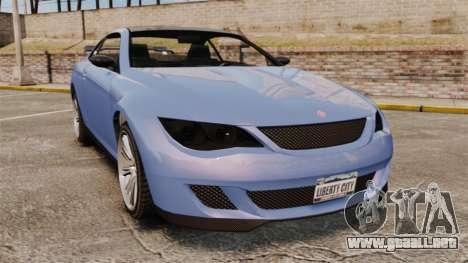 GTA V Zion XS Tuner para GTA 4