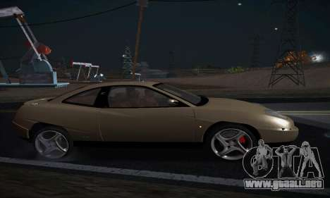 Fiat Coupe para GTA San Andreas left