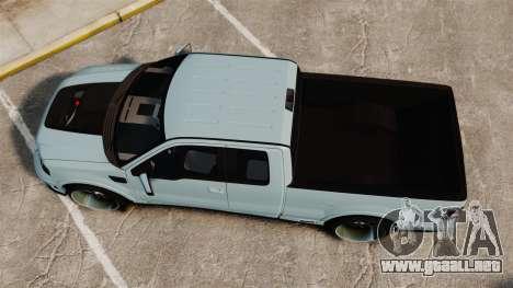Saleen S331 Supercab 2008 para GTA 4 visión correcta