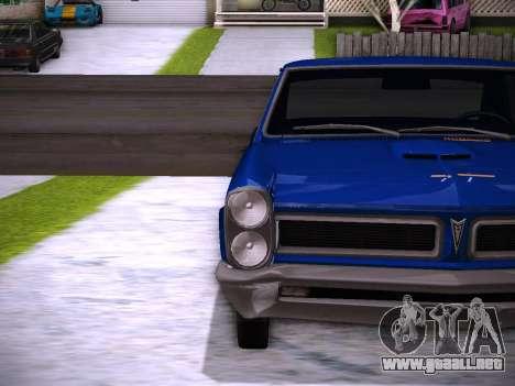 Playable ENB by Pablo Rosetti para GTA San Andreas sexta pantalla