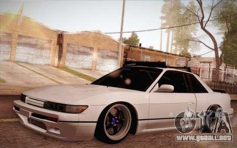 Nissan Silvia S13 Stance para GTA San Andreas
