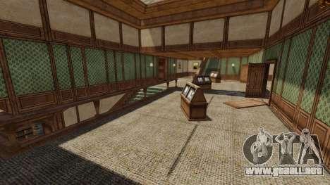 Biblioteca Point Blank para GTA 4 tercera pantalla