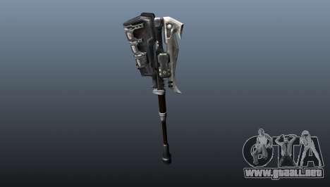 Hammer para GTA 4 segundos de pantalla