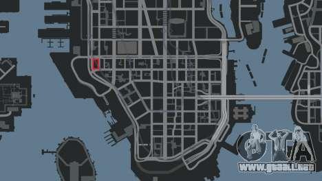 AGS Stagla para GTA 4 quinta pantalla
