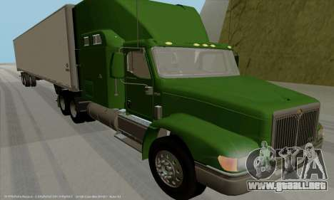 International 9400i Skyrise para GTA San Andreas