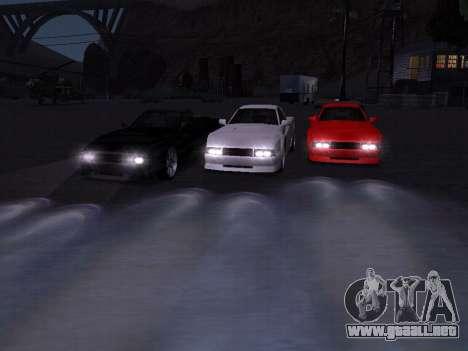 Sheetah Restyle para el motor de GTA San Andreas