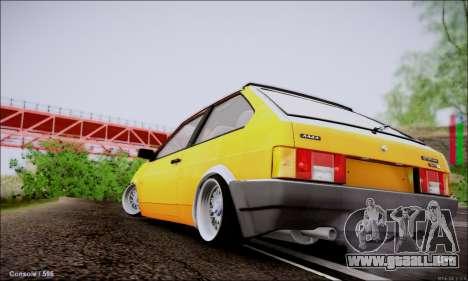 VAZ 21083 baja Classic para GTA San Andreas left