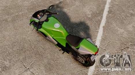 GTA IV TLAD Bati para GTA 4 visión correcta