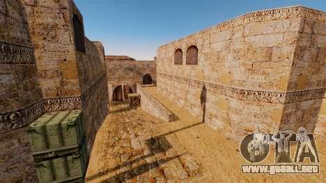 Ubicación del counter-strike De_Dust2 para GTA 4 séptima pantalla