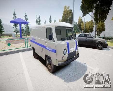 UAZ-3741 AUMONT para GTA 4
