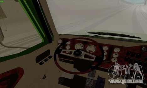 International 9400i Skyrise para la visión correcta GTA San Andreas