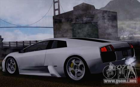 2005 Lamborghini Murciélago para las ruedas de GTA San Andreas
