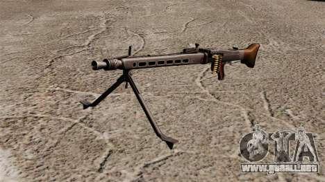Propósito general ametralladora MG42 para GTA 4
