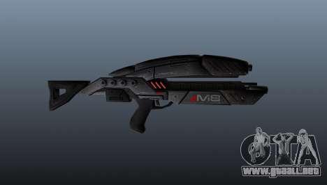 M8 Avenger para GTA 4 tercera pantalla