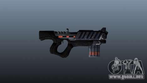 M9 Tempest para GTA 4 tercera pantalla