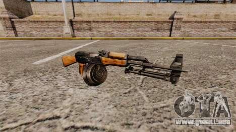 AK-47 v3 para GTA 4