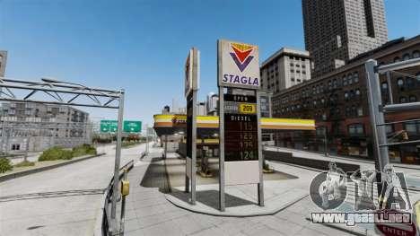 AGS Stagla para GTA 4