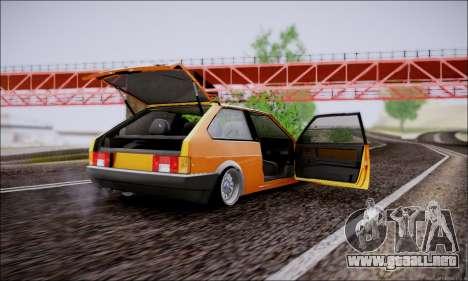 VAZ 21083 baja Classic para visión interna GTA San Andreas