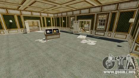 Ubicación Luxville Point Blank para GTA 4 tercera pantalla