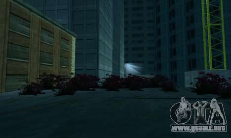 Terminó la construcción en San Fierro V1 para GTA San Andreas décimo de pantalla