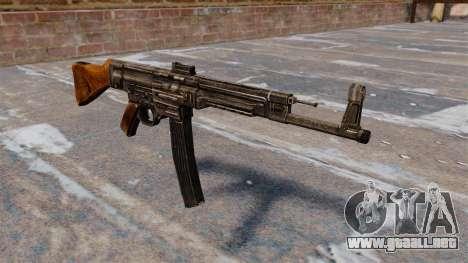 Rifle de asalto MP44 para GTA 4