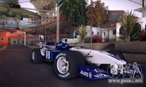 BMW Williams F1 para el motor de GTA San Andreas