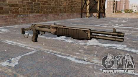 Franchi SPAS-12 escopeta Armageddon v2.0 para GTA 4