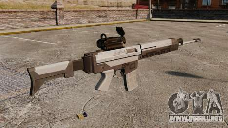 Fusil automático ACR para GTA 4 segundos de pantalla