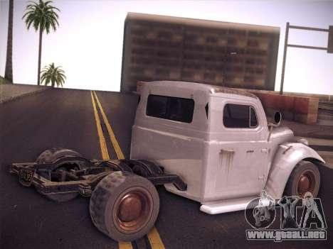 Rat Loader from GTA V para GTA San Andreas left