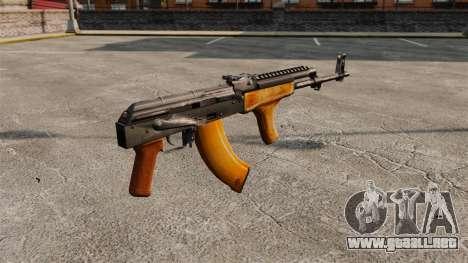 AK-47 v6 para GTA 4 segundos de pantalla