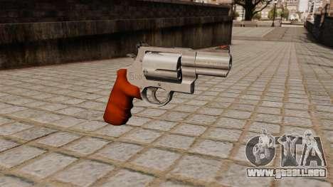 500ES S & W Magnum revolver. para GTA 4
