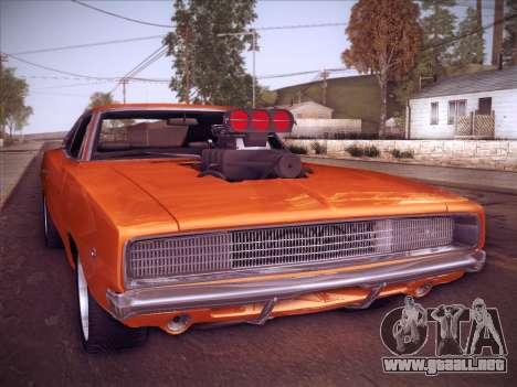 Dodge Charger RT V2 para GTA San Andreas