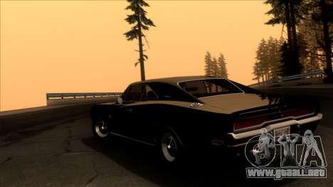 Dodge Charger 440 (XS29) 1970 para GTA San Andreas left