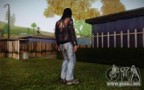 Tommy motorista de presas para GTA San Andreas segunda pantalla