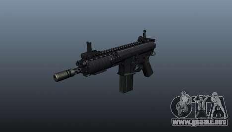 KAC PDW Rifle Shortstuff para GTA 4