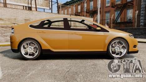 GTA V Cheval Surge para GTA 4 left