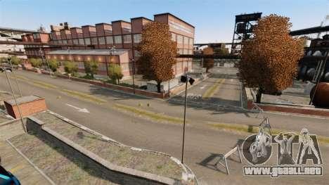 Street Rally para GTA 4 adelante de pantalla