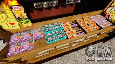 Nuevos productos en noticias de la tienda para GTA 4 tercera pantalla