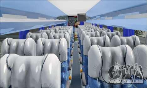 Marcopolo Paradiso G6 Tur-Bus para la visión correcta GTA San Andreas